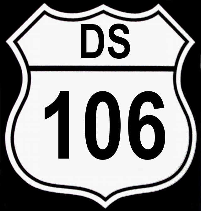 Route_ds106_sign